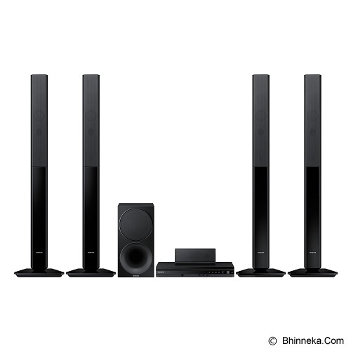 SAMSUNG Home Theater 5.1Ch [HT-F455RK] - Home Theater System
